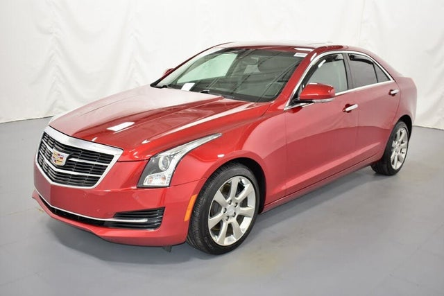2016 Cadillac ATS 3.6L Luxury AWD