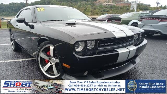 2012 Dodge Challenger SRT8 392 RWD