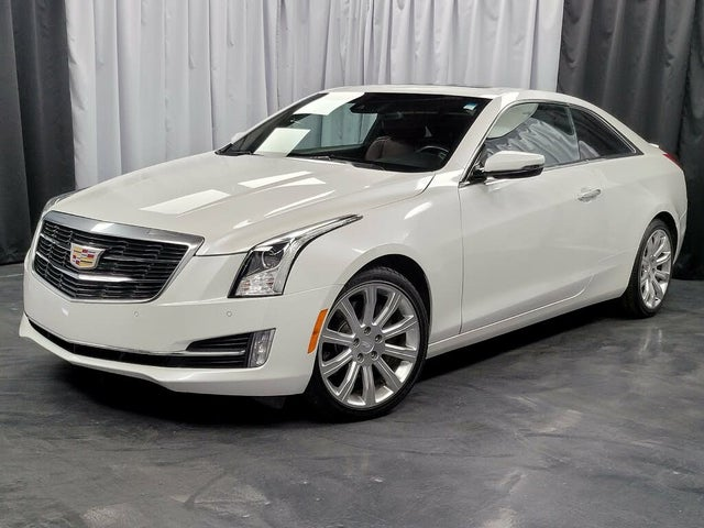 2017 Cadillac ATS Coupe 2.0T Luxury AWD