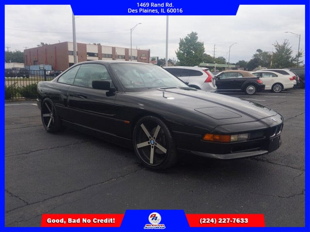 1996 BMW 8 Series 840Ci RWD