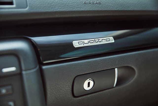 2007 Audi RS 4 quattro Sedan AWD