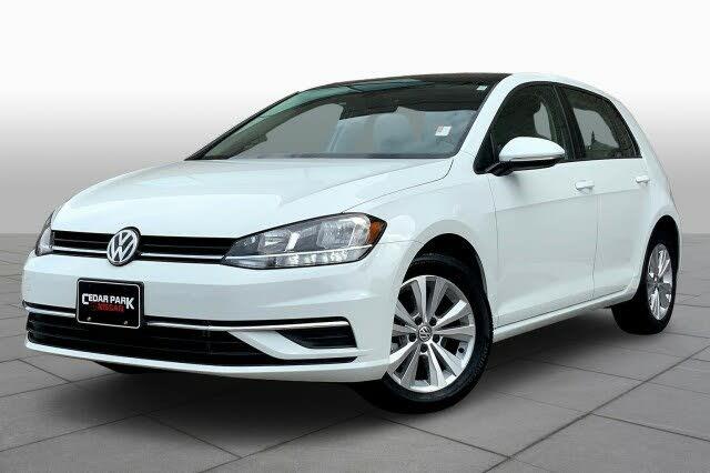 2020 Volkswagen Golf 1.4T Highline 4-Door FWD