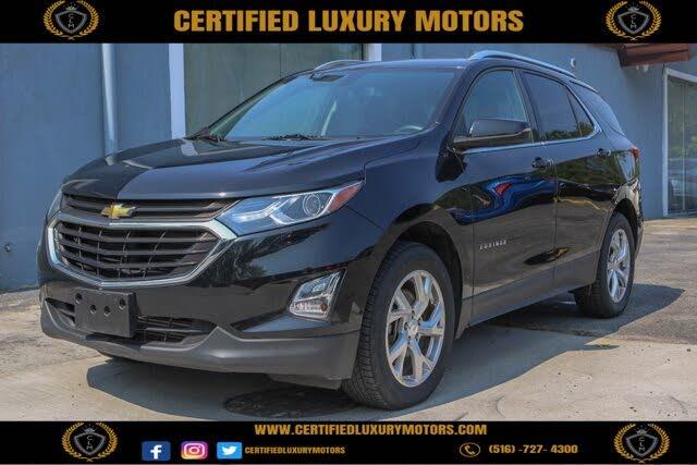 2018 Chevrolet Equinox 2.0T LT AWD