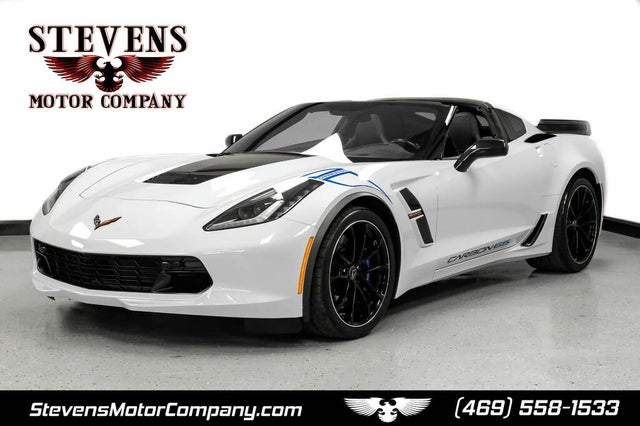 2018 Chevrolet Corvette Grand Sport 3LT Coupe RWD