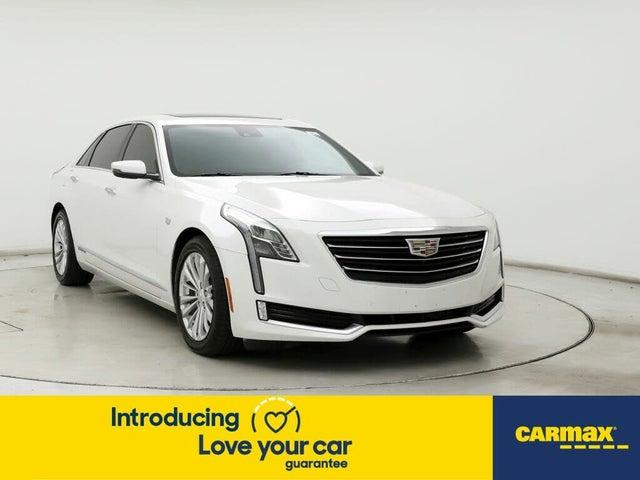 2017 Cadillac CT6 Hybrid Plug-In  RWD