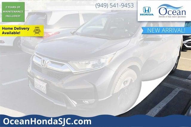 2018 Honda CR-V EX-L FWD