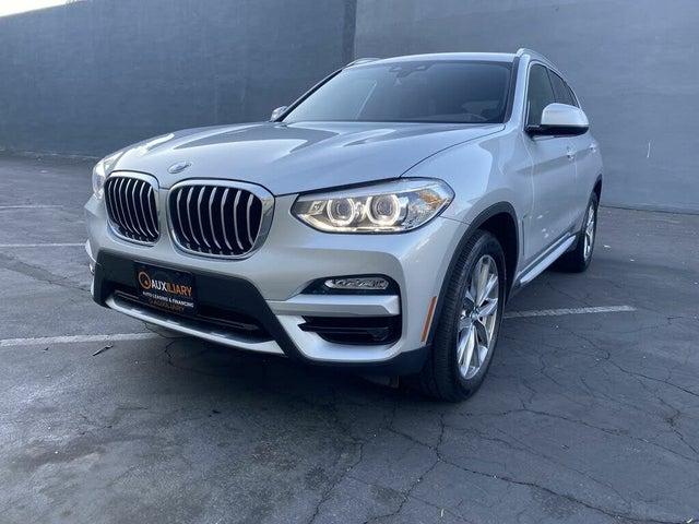 2019 BMW X3 sDrive30i RWD