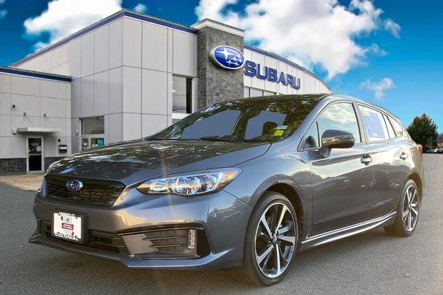 2021 Subaru Impreza Sport Wagon AWD