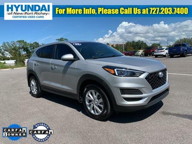 2020 Hyundai Tucson SE FWD
