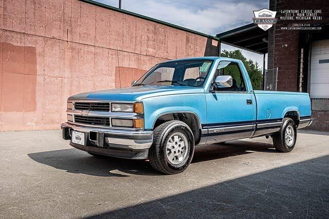 1994 Chevrolet C/K 1500 Cheyenne RWD