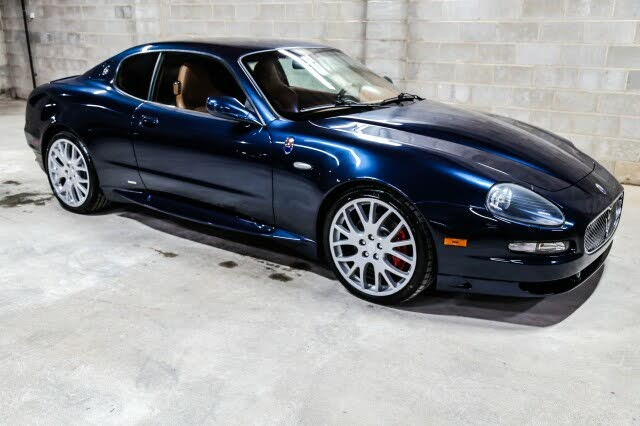2006 Maserati GranSport 2dr Coupe