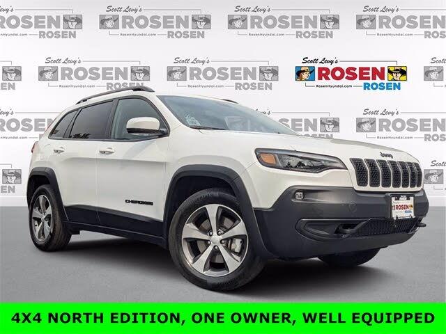 2020 Jeep Cherokee North 4WD