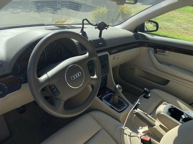 2005 Audi A4 3.0 quattro Sedan AWD