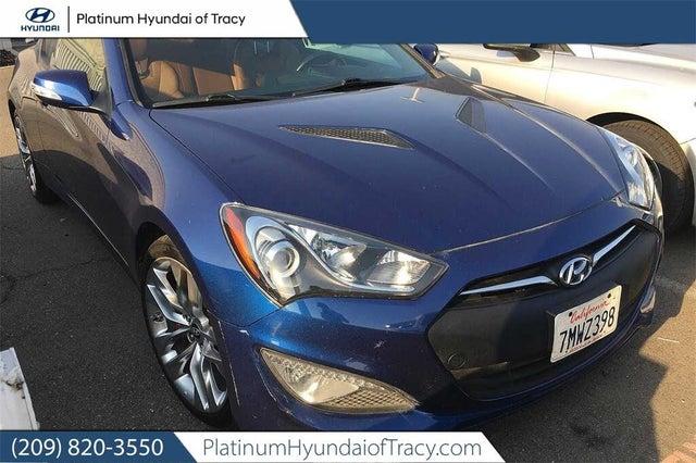 2015 Hyundai Genesis Coupe 3.8 Ultimate RWD