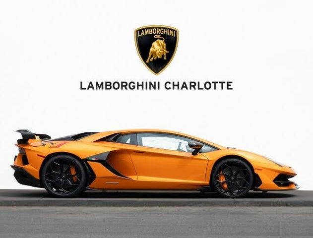 2020 Lamborghini Aventador LP 770-4 SVJ Coupe AWD