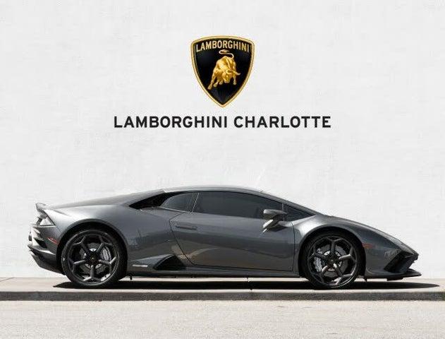 2021 Lamborghini Huracan LP 610-4 EVO Coupe RWD