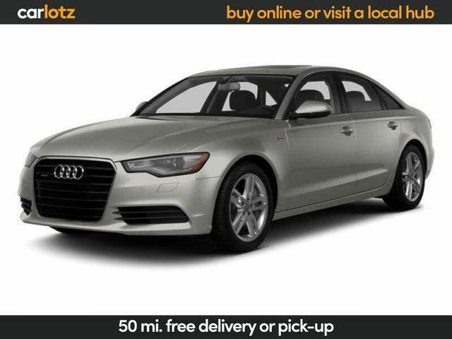 2013 Audi A6 2.0T Premium Plus Sedan FWD