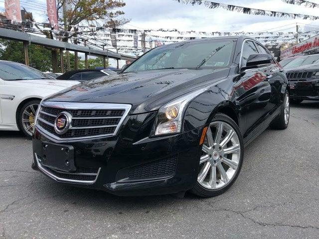 2013 Cadillac ATS 2.0T Luxury AWD