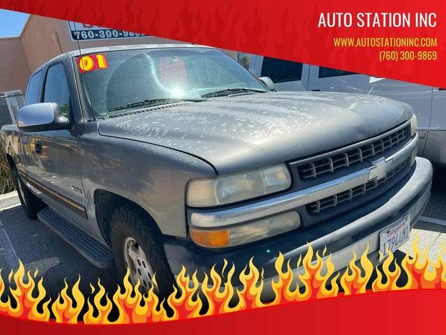 2001 Chevrolet Silverado 1500 LT Extended Cab RWD