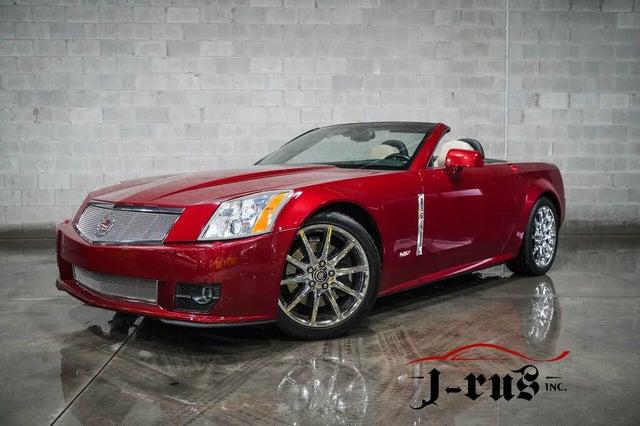 2009 Cadillac XLR-V RWD