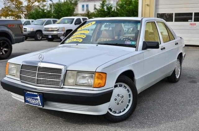 1991 Mercedes-Benz 190-Class 4 Dr 190E 2.6 Sedan