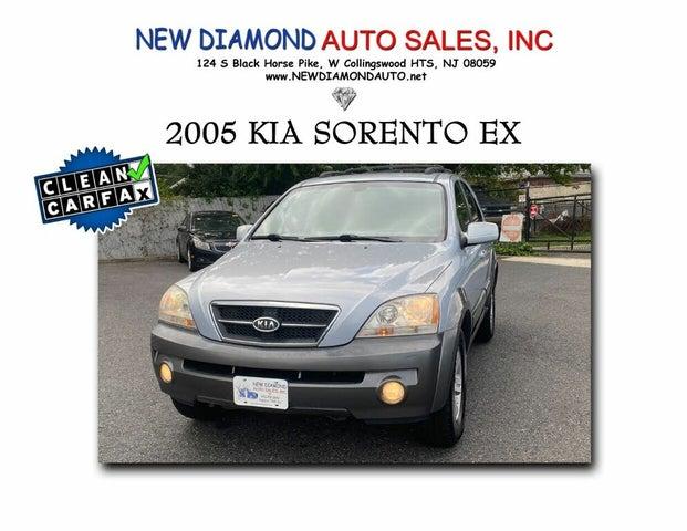 2005 Kia Sorento EX 4WD