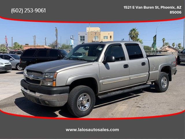 2003 Chevrolet Silverado 2500HD 4 Dr LT 4WD Crew Cab SB HD