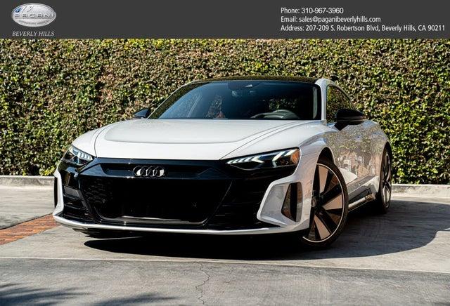 2022 Audi RS e-tron GT quattro AWD