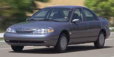2000 Mercury Mystique 4 Dr GS Sedan