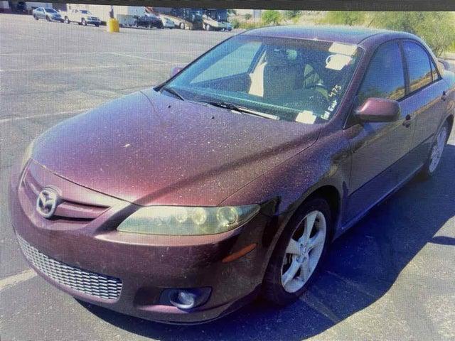 2006 Mazda MAZDA6 i Sport 4dr Sedan