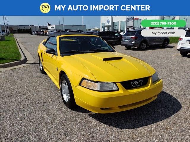 1999 Ford Mustang Convertible RWD