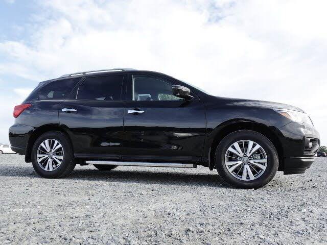 2020 Nissan Pathfinder SL 4WD