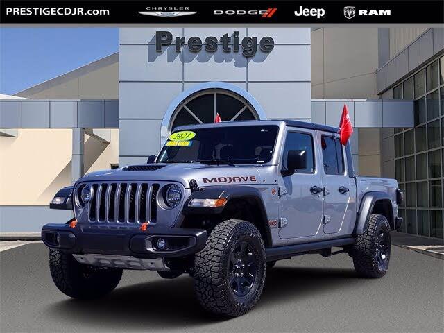 2021 Jeep Gladiator Mojave Crew Cab 4WD