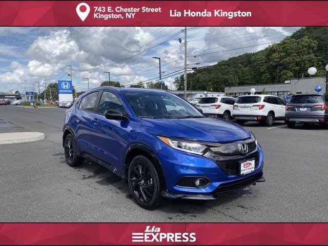 2022 Honda HR-V Sport AWD