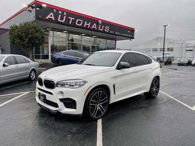 2018 BMW X6 M AWD