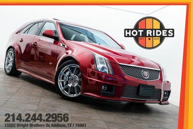 2012 Cadillac CTS-V Wagon RWD