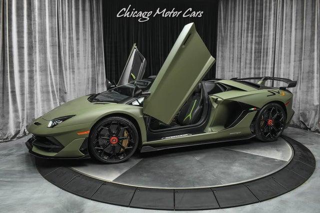 2020 Lamborghini Aventador LP 770-4 SVJ Roadster AWD