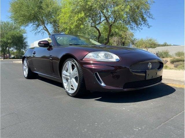 2011 Jaguar XK-Series XK Convertible RWD