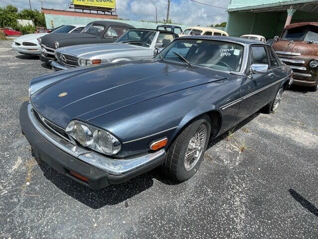 1989 Jaguar XJ-Series XJS Coupe RWD