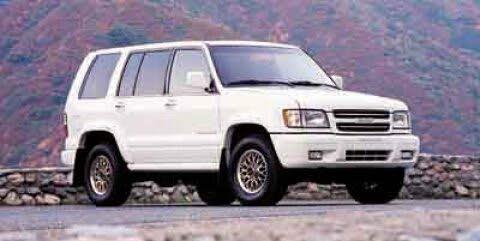 2000 Isuzu Trooper 4 Dr S SUV