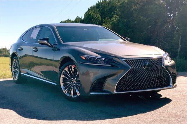 2020 Lexus LS 500 RWD