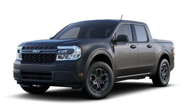 2022 Ford Maverick XLT SuperCrew AWD