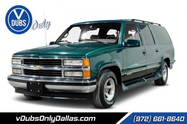 1996 Chevrolet Suburban C1500 RWD