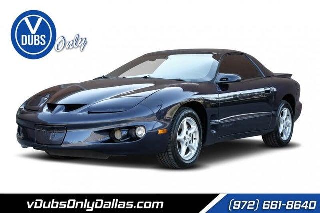 2000 Pontiac Firebird Formula