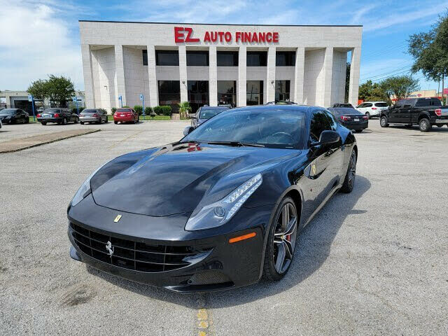 2014 Ferrari FF GT AWD