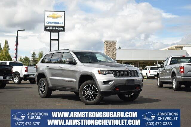 2017 Jeep Grand Cherokee Trailhawk 4WD