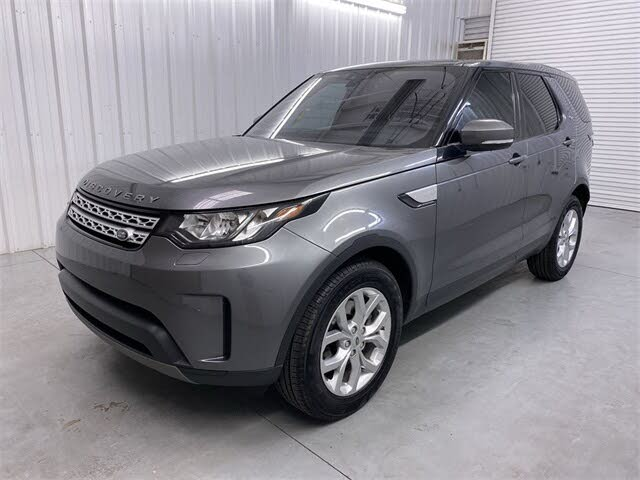 2018 Land Rover Discovery Td6 SE AWD