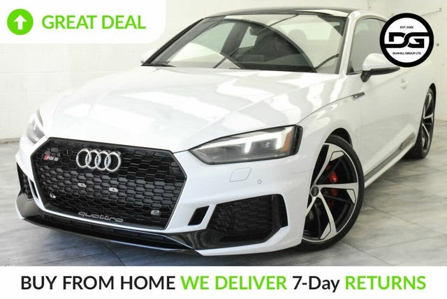 2018 Audi RS 5 quattro Coupe AWD