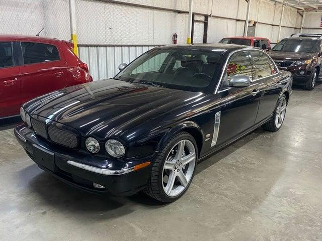 2007 Jaguar XJ-Series XJR RWD