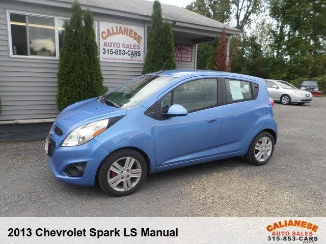 2013 Chevrolet Spark LS FWD